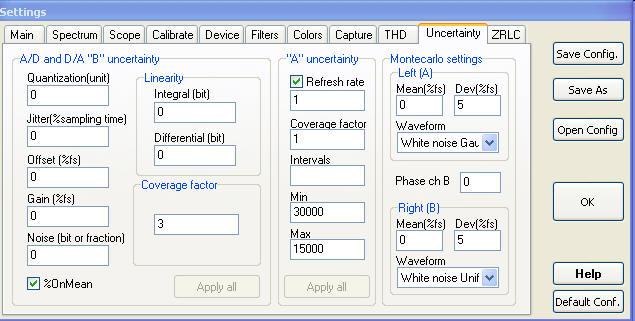Visual Analyser screenshot